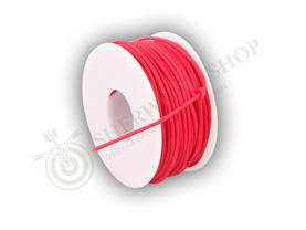 "BCY D-Loop Rope 0,060 Red Braided Polyester 100 Feet - 30 meter"" - D-Loop ja laukaisulaitenarut - 101717-1000 - 1"