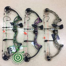 Bear Archery Compound Bow Package Cruzer G-2 RTH - Taljajouset - 113349-1000 - 1