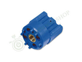 Beiter Adapter with Steel Bushing Blue For Extender - Pikalukot, tarvikkeet, suojapussit - 100999-1000