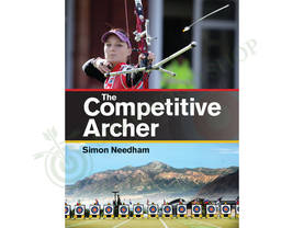Crowood Book Simon Needham - The Competitive Archer - Kirjat - 107748-1000 - 1