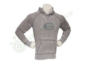 Elite Archery Hoodie Men's Burnout Grey - Paidat, hupparit, takit, huivit, hihat,  - 110182-1000 - 1
