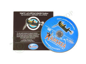 Hamskea DVD Sight Leveling Made Easy - Scopet ja tarvikkeet - 105199-1000 - 1
