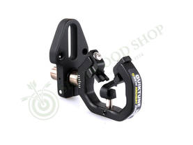NAP Arrow Rest Quicktune 360 Carbon - Taljajousen nuolihyllyt - 101270-1000 - 1