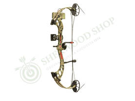 PSE Compound Bow Fever Ready To Shoot Package - Taljajouset - 110087-1000 - 1