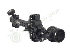 Axcel AccuTouch Plus Carbon Pro Slider With AccuView AV Scope Single Pin - Metsästystähtäimet - 112886-1000 - 1