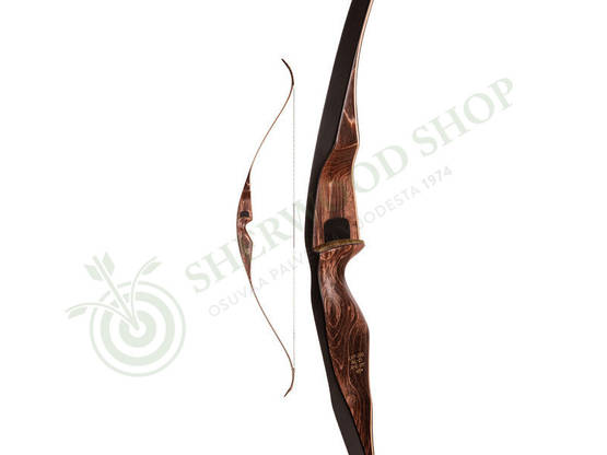 Bear Archery Fieldbow Grizzly Dymondwood - Puujouset - 106707-1000 - 1