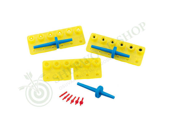 Beiter Scope Pins Kit (6pcs) - Scopet ja tarvikkeet - 100885-1000 - 1