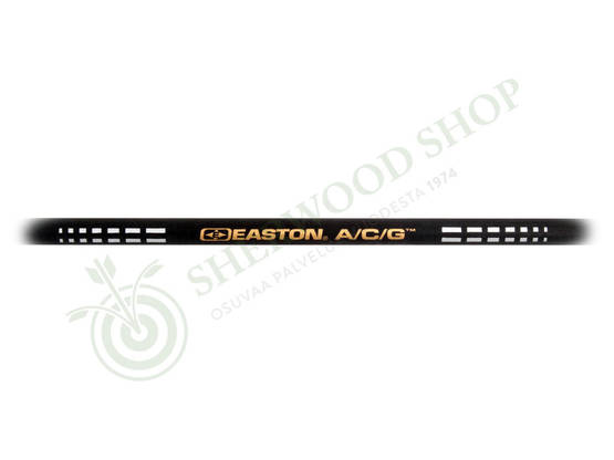 Easton Shaft A/C/G - Alu-hiilikuitu - 102265-1000 - 1