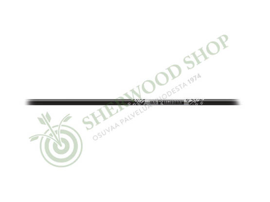 Easton Shaft XX75 Black Gamegetter - Alumiini - 102123-1000 - 1
