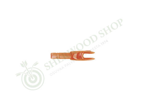 Easton Nock G Small Groove Orange - Inserttinokit - 102432-1036 - 1